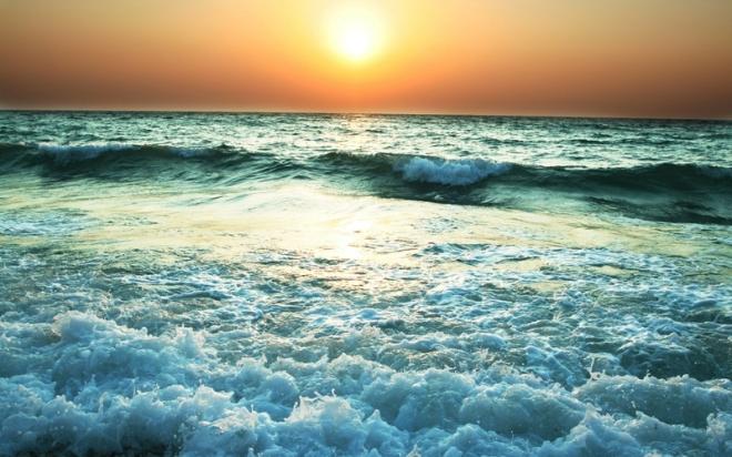 sunsets ocean photography 2560x1600 wallpaper_www.wallpaperhi.com_92